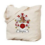 Eberstein Family Crest Tote Bag