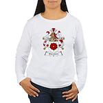 Eberstein Family Crest Women's Long Sleeve T-Shirt