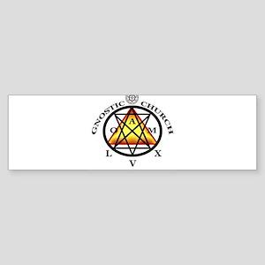 GCL Logo Bumper Sticker