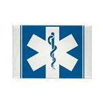 EMT EMS Paramedics Rectangle Magnet (100 pack)