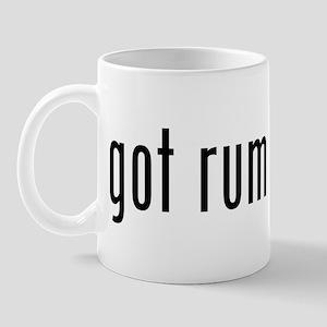 got rum runner? Mug