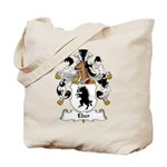 Eber Family Crest Tote Bag