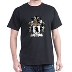 Eber Family Crest Dark T-Shirt