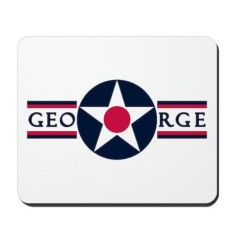 George Air Force Base Mousepad