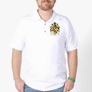 Ebel Family Crest Golf Shirt