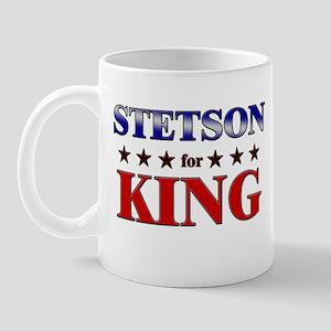 STETSON for king Mug