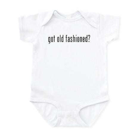 got old fashioned? Infant Bodysuit