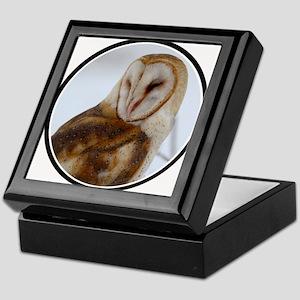 Night Owl Keepsake Box