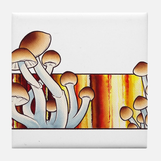 Psilocybin Tile Coaster