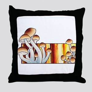 Psilocybin Throw Pillow