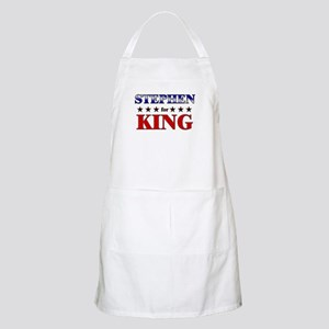 STEPHEN for king BBQ Apron