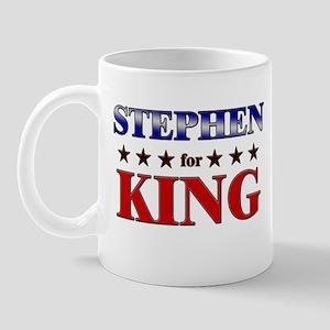 STEPHEN for king Mug