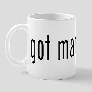 got manhattan? Mug