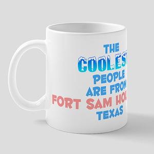 Coolest: Fort Sam Houst, TX Mug
