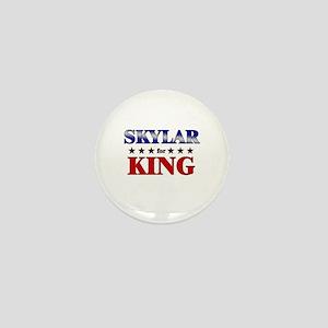SKYLAR for king Mini Button