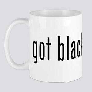 got black russian? Mug