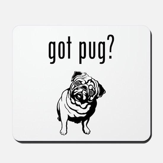 got pug? Mousepad