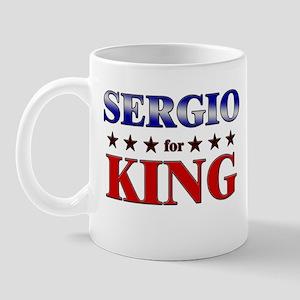 SERGIO for king Mug