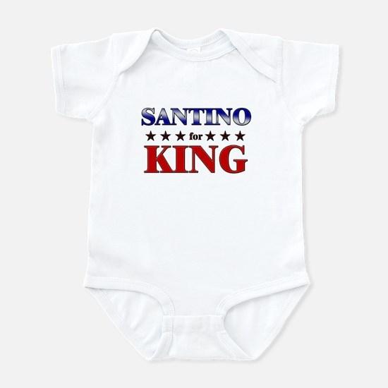 SANTINO for king Infant Bodysuit