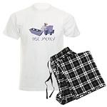 2-DISC JACKEY1 Pajamas