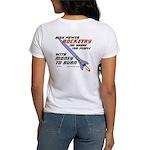 money to burn Women's T-Shirt