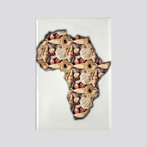 Africa - Rectangle Magnet