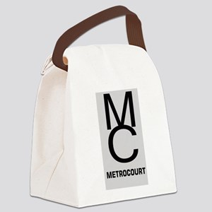 GeneralHospitalTV Metro Court Canvas Lunch Bag