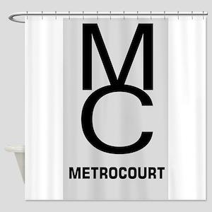 GeneralHospitalTV Metro Court Shower Curtain