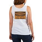 Warning Women's Tank Top