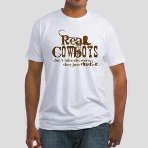 Real Cowboys Fitted T-Shirt