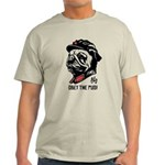 Obey the Pug! Chairman Pug Light T-Shirt