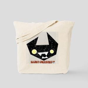 Halloween Bat Cat Trick or Treat Tote Bag