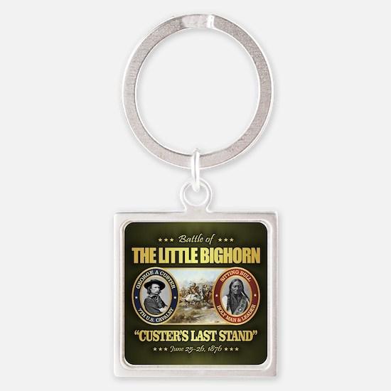 The Little Bighorn Keychains