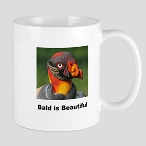 Bald is Beautiful Mugs