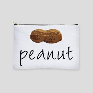 Peanut Makeup Bag