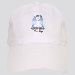 My Pop Pop Is My Guardian Angel Baseball Cap