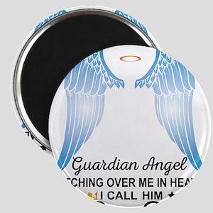 My Pop Pop Is My Guardian Angel Magnets