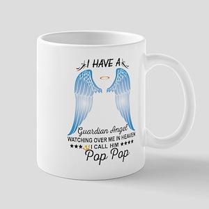 My Pop Pop Is My Guardian Angel Mugs