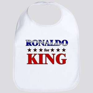 RONALDO for king Bib