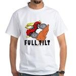 FULL TILT White T-Shirt