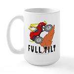 FULL TILT Large Mug