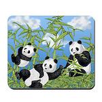 Panda Bears Mousepad