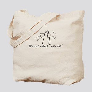 Weimaraner Flyball Tote Bag