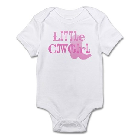Little Cowgirl Infant Bodysuit