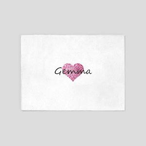 Gemma 5'x7'Area Rug