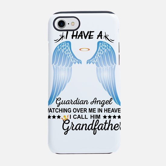 My Grandfather Is My Guardian Angel iPhone 8/7 Tou