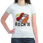 ROCK'N Jr. Ringer T-Shirt