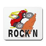 ROCK'N Mousepad