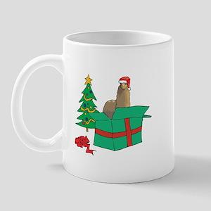 Alpaca For Christmas Gift Mug