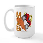 MOAB WILLY Large Mug